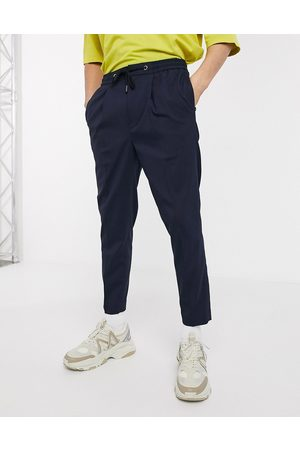 ASOS Tapered smart joggers in