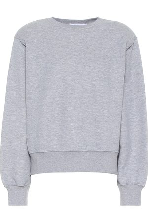 Frankie Shop Vanessa cotton jersey sweatshirt