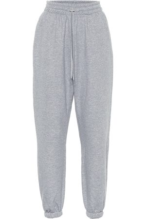 Frankie Shop Vanessa cotton trackpants