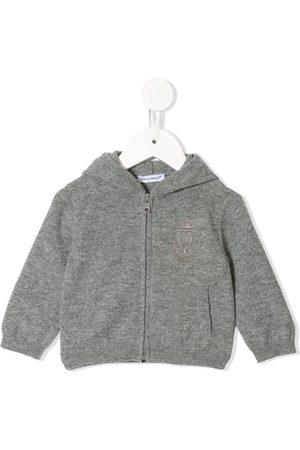 Dolce & Gabbana Cashmere knit hoodie