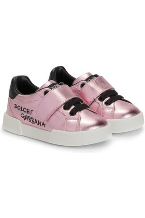 Dolce & Gabbana Touch strap sneakers