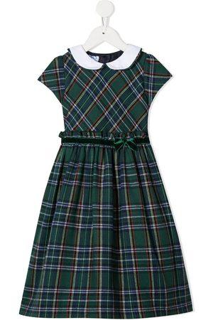 SIOLA Tartan check dress