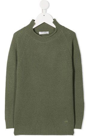 Paolo Pecora Crew-neck knit jumper