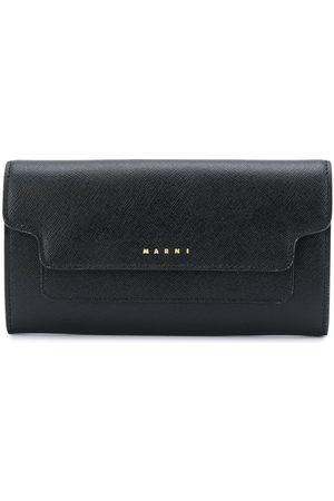 Marni Snap-button fastening wallet