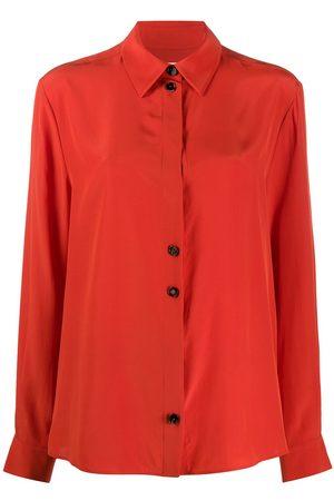 Jil Sander Long-sleeve button-up shirt