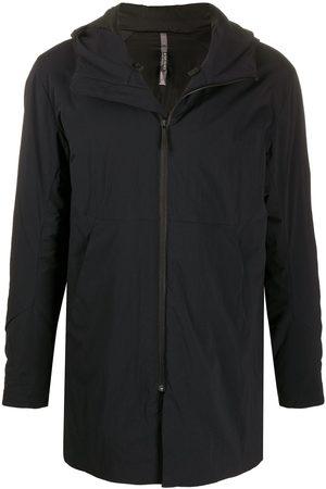 Veilance Zipped parka coat