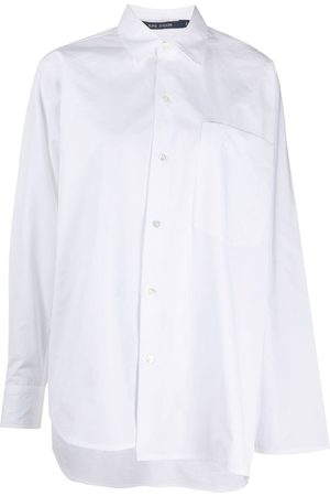 SOFIE D'HOORE Asymmetric button-down shirt