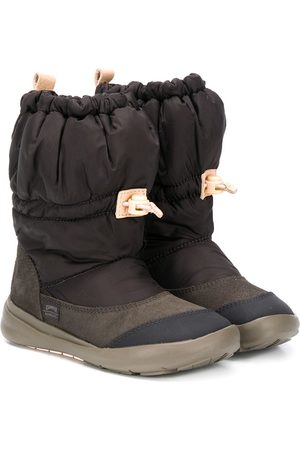 Camper Kids Drawstring fastened boots