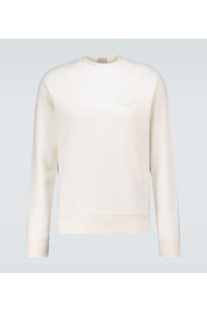 Moncler Tonal logo sweatshirt