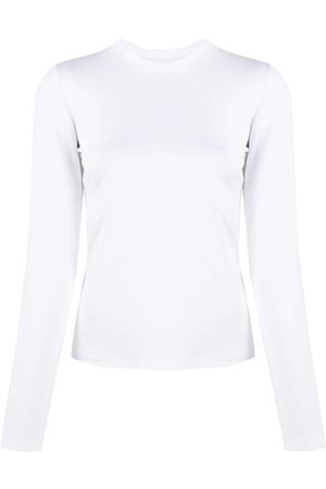 Styland Crew neck long-sleeve T-shirt