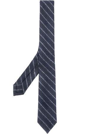 Thom Browne Chalk stripe classic tie