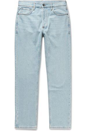Saman Amel Slim-Fit Denim Jeans