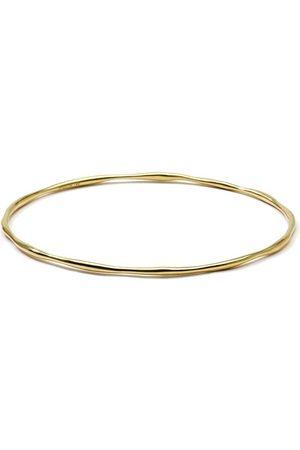 Ippolita 18kt yellow Squiggle bangle bracelet