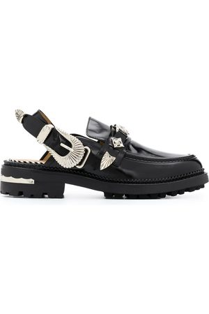 TOGA PULLA Women Loafers - Sling-back mule loafers