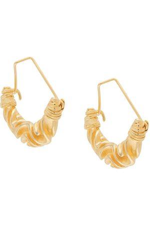 Aurélie Bidermann Ella hoop earrings