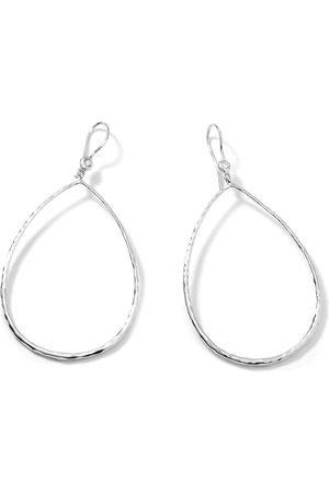 Ippolita Sterling and diamond Teardrop earrings