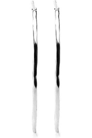Ippolita Sterling Classico medium hoop earrings