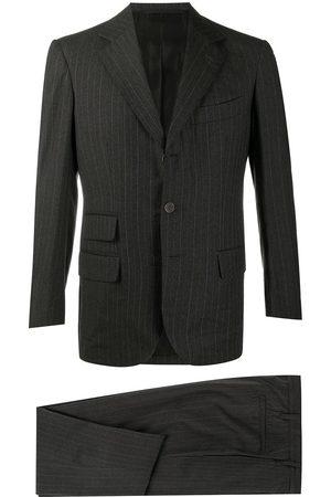 A.N.G.E.L.O. Vintage Cult 2000s pinstripe two-piece suit