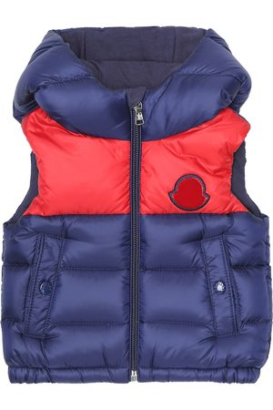 Moncler Baby Lobel down vest