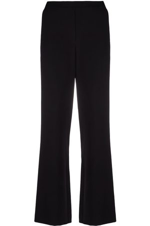 P.A.R.O.S.H. Mid-rise wide-leg trousers
