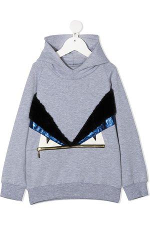 Wauw Capow by Bangbang Moody Moe hoodie