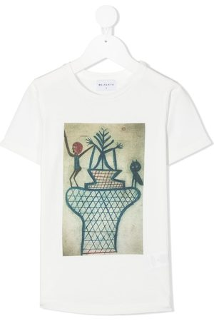Wolf & Rita Graphic print short-sleeved T-shirt