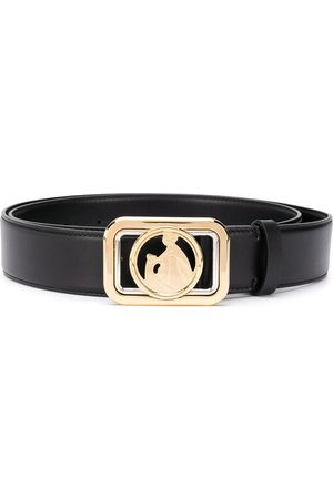 Lanvin Square buckle belt