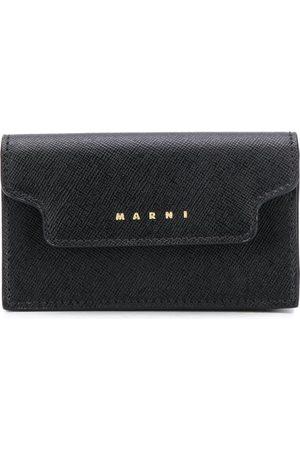 Marni Logo lettering wallet