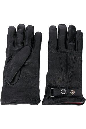 Alexander McQueen Leather gloves