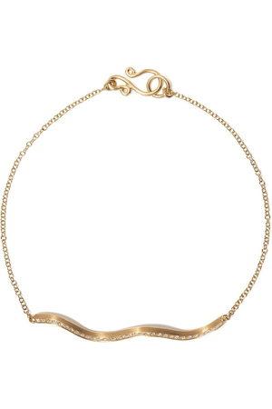 SOPHIE BILLE BRAHE Women Bracelets - 18kt yellow L'Ocean diamond chain bracelet