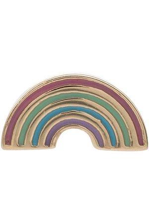 ALISON LOU Rainbow single earring