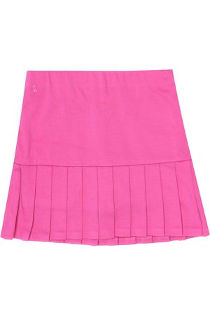 Ralph Lauren Stretch-jersey miniskirt