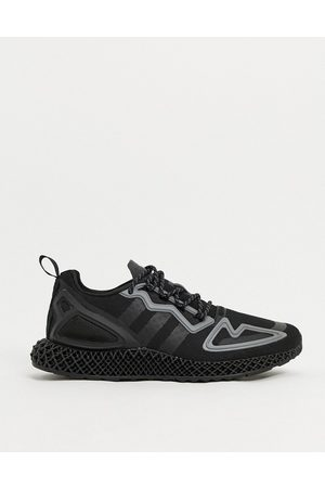 adidas ZX 2K 4D trainers in triple