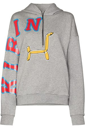 Kirin Balloon print hoodie