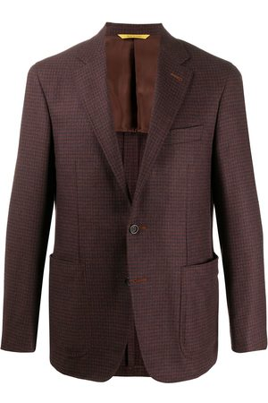 CANALI Single breasted blazer