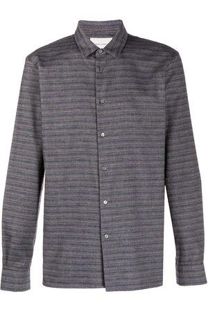 STEPHAN SCHNEIDER Striped flannel shirt