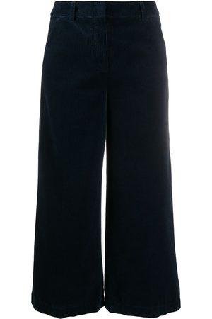 Aspesi Women Pants - Cropped corduroy flares
