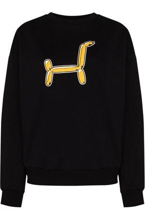Kirin Balloon print oversized sweatshirt