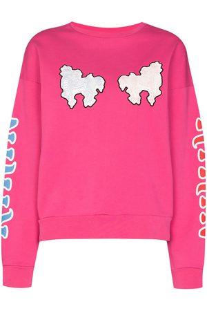 Kirin Haetae logo sweatshirt