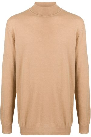 LANEUS Mock neck jumper