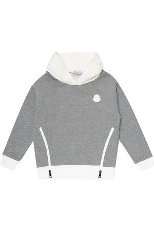 Moncler Cotton fleece hoodie