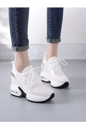YOINS Inside Heightening Sports Sneakers