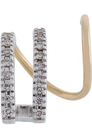 Maria Black Bess Blanc diamond earring (left)