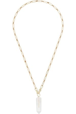 Pascale Monvoisin 9kt Moon No.2 diamond necklace