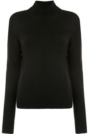 MONSE Cowl-back merino wool jumper