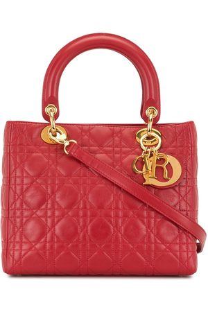 Dior Pre-owned Lady Dior Cannage 2way bag
