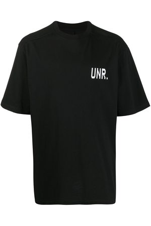 Unravel Project LAX Over logo T-shirt