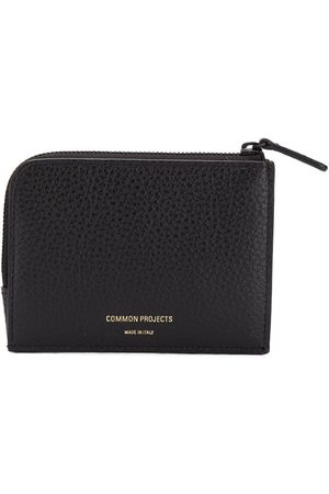 COMMON PROJECTS Logo zipped wallet