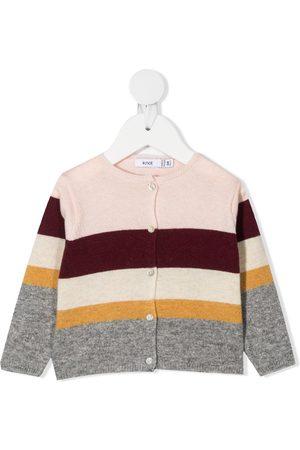 KNOT Colour block cardigan