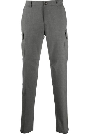 ELEVENTY Wool-blend cargo trousers